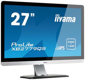 Iiyama XB2779QS z rozdzielczością WQHD