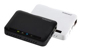 Intenso Memory 2 Move Max  - czytnik danych z  Wi-Fi