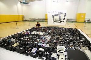 Rekord Świata w ilości posiadanych aparatów został pobity i wynosi 4425 sztuk
