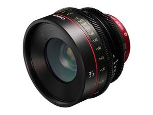 Canon EF Cinema CN-E35mm T1,5 L F - stałoogniskowy obiektyw dla filmowców