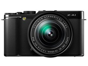 Fujifilm X-A1 - bardziej korzystny cenowo