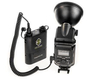 Genesis Reporter 360 - wydajna i mobilna lampa