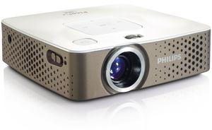 Philips PicoPix 3410 - kieszonkowy projektor z lampą LED o mocy 100 lumenów