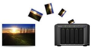 Synology DiskStation -  zaawansowana pamięć masowa dla fotografów