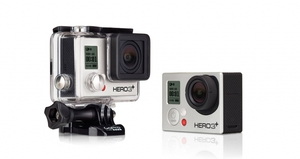 GoPro Hero3+ - mniejsze, lżejsze i szybsze kamery sportowe