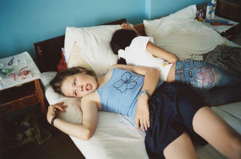 artek   lato na krymie   kontrowersyjny fotoreporta