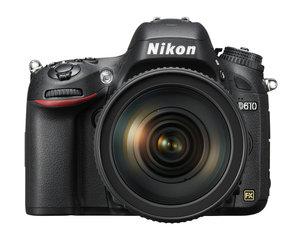Nikon D610 - nowa migawka i ulepszony automatyczny balans bieli