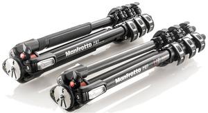 Manfrotto 190 - nowe modele statywów
