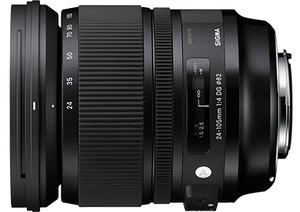 Obiektyw Sigma 24-105mm f/4 DG OS HSM
