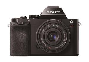 Sony A7R - nowa matryca o rozdzielczości 36 megapikseli