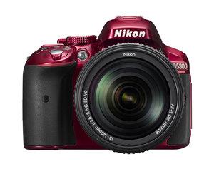 Nikon D5300 - matryca formatu DX oraz Wi-Fi i GPS