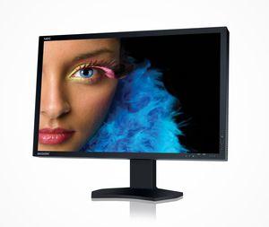 Monitory graficzne NEC z serii SpectraView dla profesjonalistów