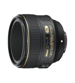 AF-S NIKKOR 58 mm f/1,4G - następca legendarnego obiektywu Noct-NIKKOR