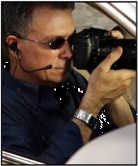 Aparaty cyfrowe dla fotografów wojskowych lub funkcjonariuszy służb porządkowych
