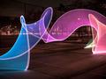 Pixelstick - niesamowity gadżet do malowania światłem