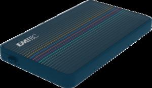 Emtec X500 - kieszonkowy dysk SSD odporny na wstrząsy