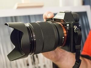 Sony A7 - pierwsze wrażenia i test ISO