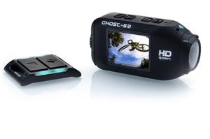 DRIFT GHOST-S -  nowa kamera sportowa