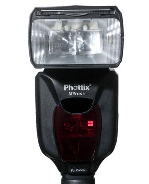 Phottix Mitros Plus z wbudowanym radiowym systemem wyzwalania lamp