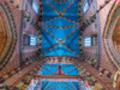 Wertykalne panoramy kościołów  Richarda Silvera, w tym Kościół św. Franciszka z Asyżu w Krakowie