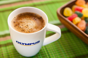 Przepis na zdjęcie Olympusa: Zaplecze kuchenne