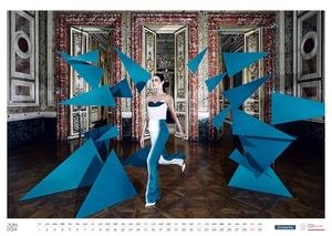 Fotograf Piotr Stokłosa jest autorem zdjęć do kalendarza Ambasady RP w Paryżu