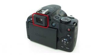 Gumowa osłona wizjera aparatów Canon PowerShot SX50 HS może wyblaknąć