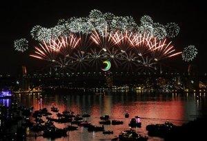 Największy na świecie pokaz sztucznych ogni - jak został sfotografowany?