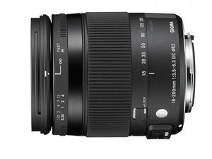Obiektyw Sigma 18-200mm F3.5-6.3 DC MACRO OS HSM