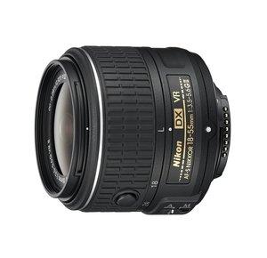 AF-S DX NIKKOR 18–55mm f/3.5–5.6G VR II - lekka wersja uniwersalnego obiektywu