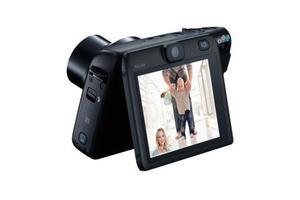 Canon PowerShot N100 - aparat z dwoma obiektywami, który rejestruje kulisy sesji zdjęciowej