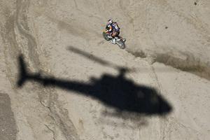 Rajd Dakar 2014 w obiektywie Victora Caivano