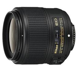 Obiektyw stałoogniskowy formatu FX - AF-S NIKKOR 35mm f/1,8G