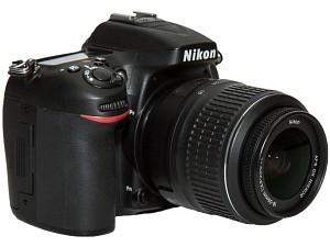 Nikon D7100 - test lustrzanki
