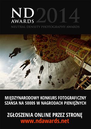 Konkurs fotograficzny ND Awards 2014