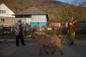 Rdzenni mieszkańcy Soczi na zdjęciach Thomasa Petera