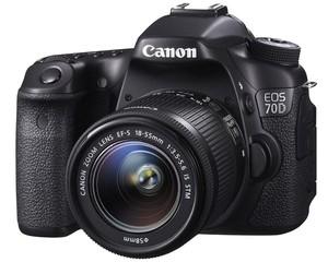 Canon świętuje wyprodukowanie 70 mln aparatów EOS