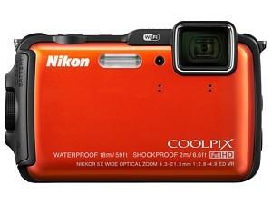 Nikon COOLPIX AW120 i S32 - dwa nowe odporne kompakty