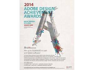 Rusza kolejna edycja konkursu Adobe Design Achievement Awards