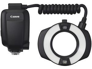 Canon Macro Ring Lite MR-14EX II – nowa pierścieniowa lampa błyskowa