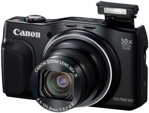 Canon PowerShot SX700 HS – kieszonkowy superzoom z imponującym obiektywem