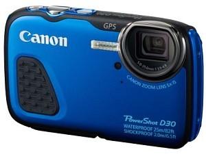 Canon PowerShot D30 i S200 – dwa nowe kompakty do specjalnych zastosowań
