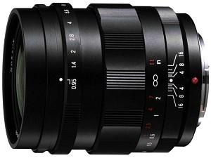 Cosina wypuszcza nową wersję obiektywu Voigtländer Nokton 25mm F0.95