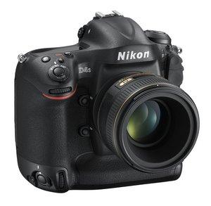 Nikon D4S - flagowa lustrzanka cyfrowa dla profesjonalnych fotografów