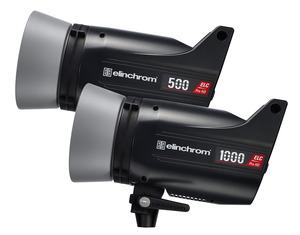 High-endowe lampy błyskowe Elinchrom Compact Pro-HD 500 i  Elinchrom Compact Pro-HD 1000
