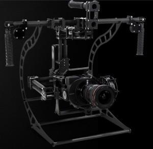 Sky Glide - system stabilizacyjny dla filmowców z nieograniczoną wyobraźnią
