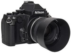 Nikon Df - test lustrzanki