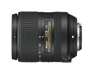 Uniwersalny obiektyw zmiennoogniskowy AF-S DX NIKKOR 18-300mm f/3,5-6,3G ED VR