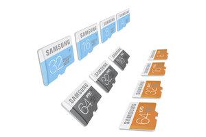 Samsung wprowadza nową serię odpornych kart pamięci SD i microSD