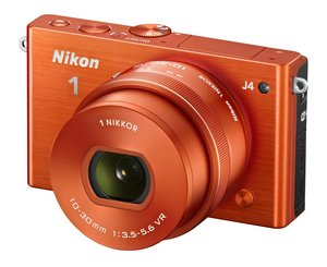 Nikon 1 J4 - szybki aparat kompaktowy z wymienną optyką